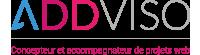 Logo Addviso