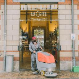 Entretien halles centrales Rennes
